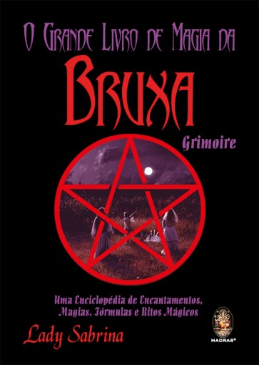 Grande Livro de Magia da Bruxa Grimoire