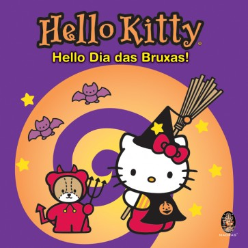 Hello Kitty - Hello Dia das Bruxas!