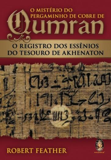 Mistério do Pergaminho de Cobre de Qumran