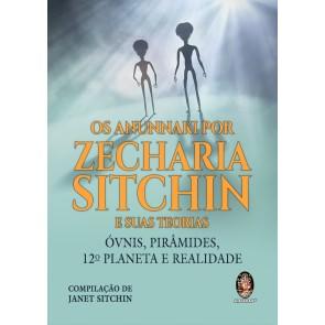 Os Anunnaki por Zecharia Sitchin e suas Teorias - Óvnis, Pirâmides, 12º Planeta e Realidade