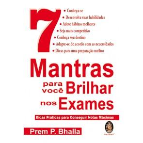 7 Mantras para você Brilhar nos Exames