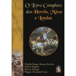 Livro Completo dos Heróis, Mitos e Lendas