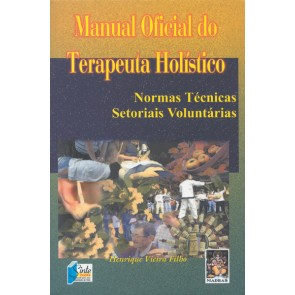 Manual Oficial De Terapeuta Holistico