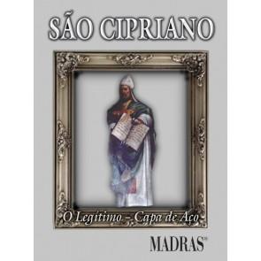 São Cipriano - O Legítimo ( capa prata)