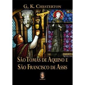 São Tomás de Aquino e São Francisco de Assis